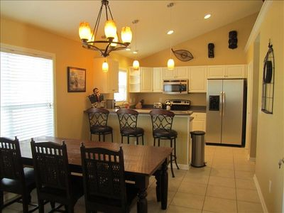 High-end kitchen with all the amenities of home and better!