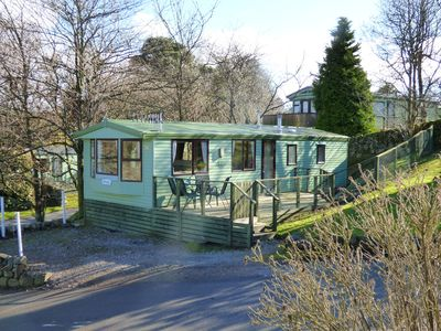 Photo for Affordable family friendly caravan, sleeps 6 guests (unit H23)