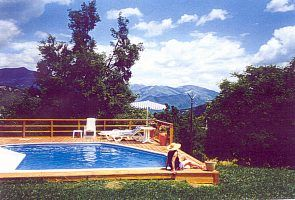 Photo for Country villa with pool and panoramic views