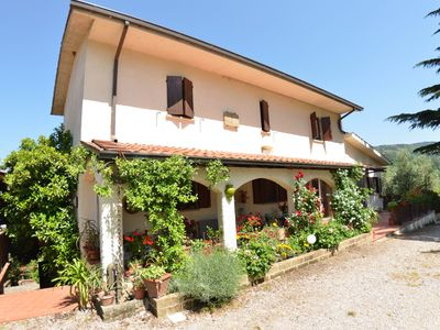 Photo for Wonderful  villa for 4 people with WIFI, private pool, veranda, panoramic view and parking