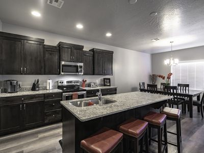 Photo for RED ROCK LUXURY - New Home - 10 beds