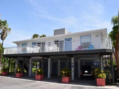 Photo for 2BR 2 BA With Heated Pool, Few Steps from Beach and Minutes from Shopping and Re
