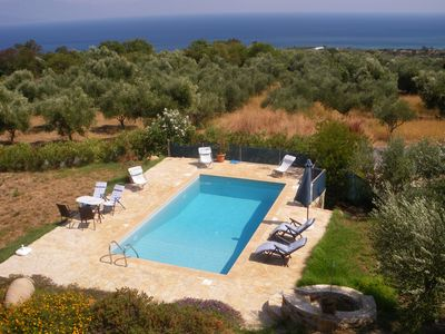 Photo for Duplex Apartment with pool and exceptional panoramic sea view