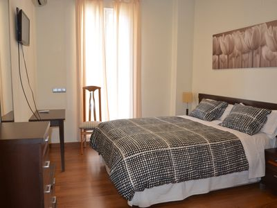 Photo for 2BR Apartment Vacation Rental in Madrid