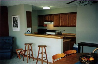 Photo for 1BR Condo Vacation Rental in LaPointe, Wisconsin