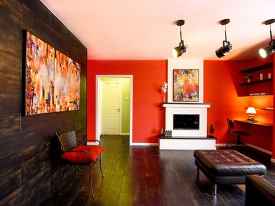 Photo for Vibrant Downtown Apartment ⭐⭐⭐⭐⭐