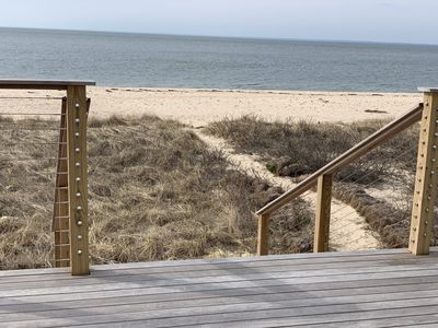 Photo for Beachfront home on the North Fork