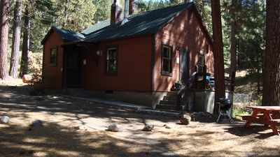 Photo for Charming Cabin ~ 40 Acres on Scenic Middle Fork of Feather River