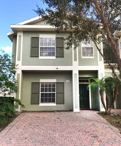 Photo for Near Disney,Seaworld,Convention Center,5br/3ba townhome with hot tub/lake view