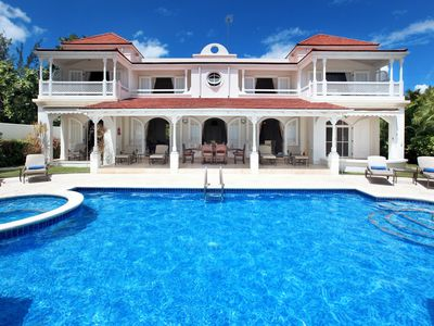 Photo for 4BR Villa Vacation Rental in Holetown