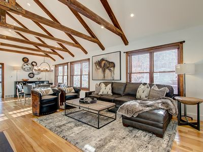 Newly Renovated & Perfectly Appointed, Best Park City Location: Just 15 second walk to Town Lift!