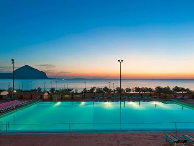 Photo for Mobile Homes El Bahira, San Vito lo Capo  in Golf von Castellamare - 6 persons, 2 bedrooms