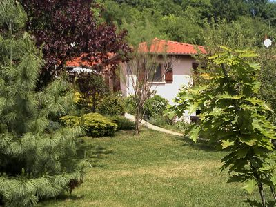 Photo for La Meïzou, bed and breakfast in Champeix (63)