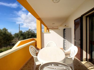 Photo for Nice apartment located in Torre Vado, the seaside town in Salento renowned  for its beautiful white