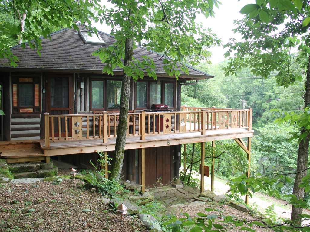 Superieur Eureka Springs Cabin Rental   The Perch At Lake Lucerne