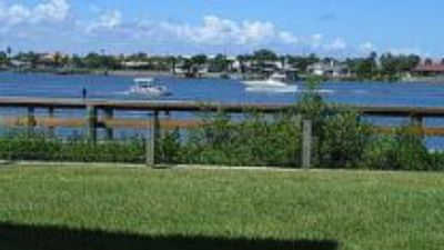 Photo for 🌴Bouchelle Island ,Dr. 3/3🐬WATERVIEW COMPLEX,  POOL,PUTT & CHIP,CLOSE TO ALL