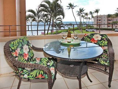 Photo for IS305 - Beautifully Upgraded Maui Oceanview Condo on Ma'alaea Bay is an Unbelievably Great Value