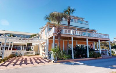 Photo for Coral Reef - Seagrove Beach Home, Gulf Views, Gated Community with Pool