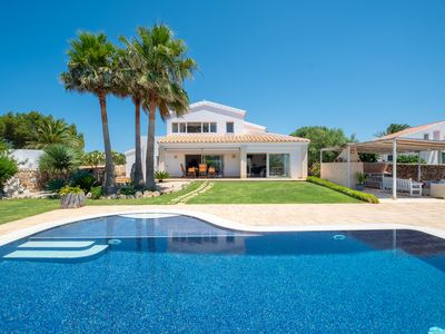 Photo for Quiet location with pool - Casa Abatzer