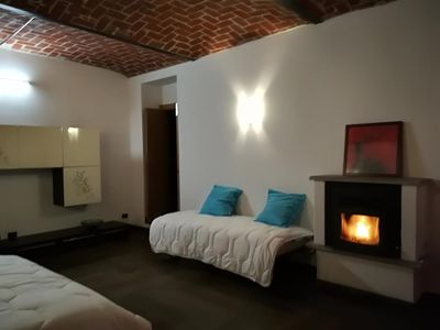 Photo for Cute Little Loft near Airport and Juventus Stadium