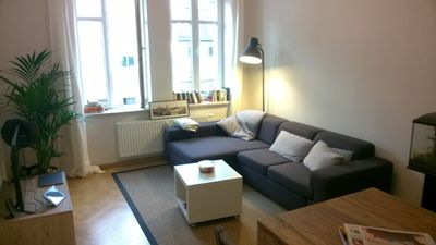 Photo for Nice bright Altbauwohnung