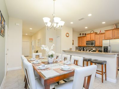 Photo for Paradise Palms Townhouse 5BR/4BA Close to Disney