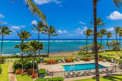 Ocean & Pool View from your Lanai