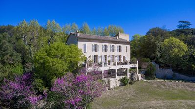 Photo for Domaine St Christophe - Villa for 12 people in Lorgues