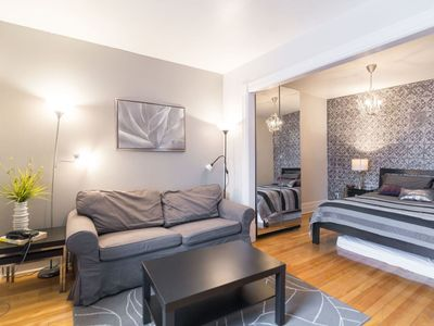 Le Ste-Catherine : BEST Location Quartier Latin + Walk to Old Montreal