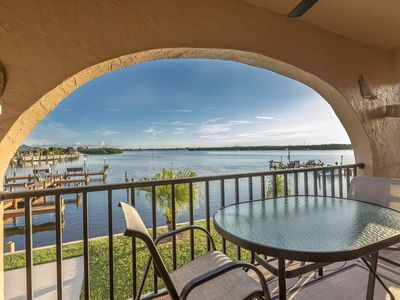 "Photo for Manasota Key ""Bay Breeze""! Bring Your Boat, Walk To The Beach, Relax!"