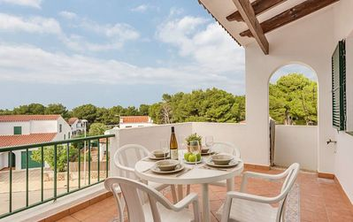 Photo for Comfortable Holiday Apartment with Pool, Wi-Fi, Balcony and Lawn; Parking Available