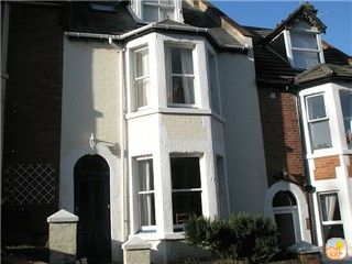 Photo for Centrally located terraced cottage with some sea views