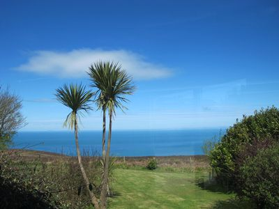 Photo for Coastal Path Cottage  With Stunning Sea Views and very dog friendly in Devon
