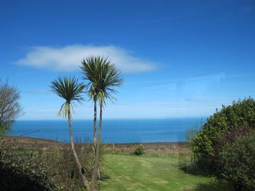 Coastal Path Cottage  With Stunning Sea Views Within Exmoor National Park