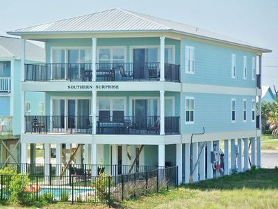 Photo for Gulfview with Private Pool, Elevator 'Southern Surprise'