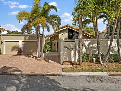 Photo for Coastal residential home in gated community,  Walk to the beach!