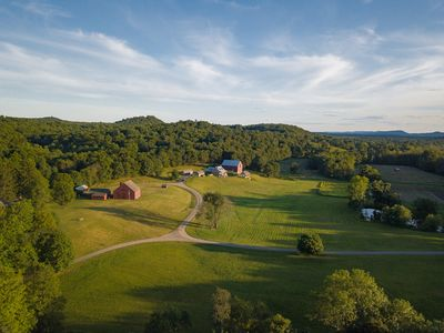 Photo for 2 houses and 1 Restored Barn on 230 acres