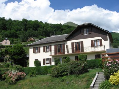 "Photo for Apartment for 2 to 9 people located at the chalet ""Soleil Levant"" in SAZOS"