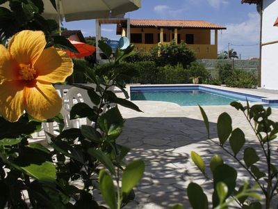 Photo for Maresias Comfortable House Condominium Closed TV SKY HD, WIFI, 2 AIR CONDITIONING