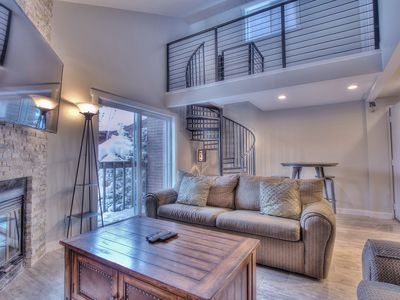 Photo for Amazing ski condo adjacent to Park City Resort Village