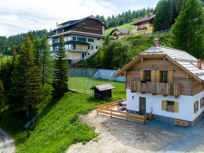 Photo for Very luxurious chalet with high-quality furnishings, directly by the piste, with private sauna