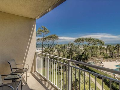 Photo for Newly renovated, smashing ocean views!  Hampton Place 6307