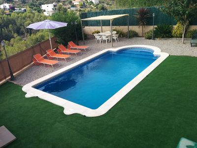 Photo for VILLA SANDRA WITH POOL