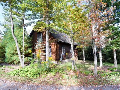 Photo for Lake Chalet- 4 bedroom home in charming cabin community