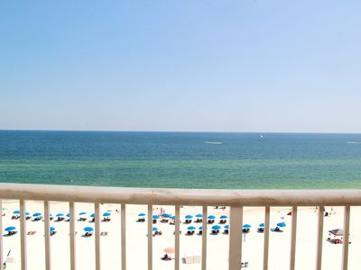 Photo for ROP 806 Vacation On A Budget 1 BR 2 BA GULF FRONT, Sugar Sands