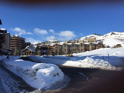 Photo for LUXURY SUITE 4B4B Ski-inSki-out  Jan 13-20,2019 Best Park City Canyons Resort