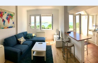 Photo for Holiday apartment Mogro for 3 - 4 persons with 2 bedrooms - Penthouse holiday apartment