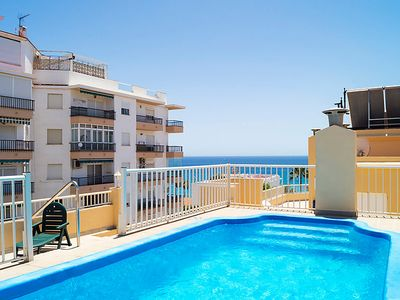 Photo for 2 bedroom Apartment, sleeps 6 in Nerja with Pool, Air Con and WiFi