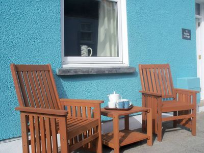 Photo for Pebble Cottage, minutes from Tenby's beaches!