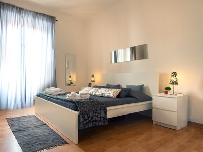Photo for Apartment in the center of Rome adjacent to the Vatican Museums convenient and comfortable